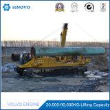 Colocación de tubo de la pista mojada del pantano de la bomba de Rexroth del motor de Volvo