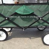 Vouwend de Wagen van het Nut met Luifel & AchterZak - Groene Zak (TC1011)