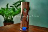 Botella de agua de hidrógeno con mini placas de titanio para producir alta potenciación negativa y agua con alto hidrógeno