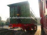 3 يخضّر محور العجلة مؤخّرة يلقي [سمي] مقطورة (شاحنة قلّابة مقطورة) لأنّ ثقيل شحن نقل