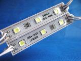 5054照明のための3LEDs SMD LEDのモジュールを防水しなさい