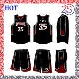 Da equipe feita sob encomenda do Sportswear de Ozeason basquetebol seco Jersey do ajuste