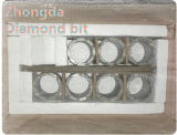 Bit di memoria impregnato del diamante del bit di memoria di formato B101 di Dcdma
