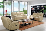 Cream Color Genuine Leather Furniture