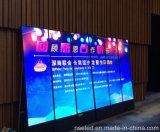 P3 colore completo dell'interno LED che fa pubblicità alla visualizzazione
