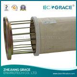 Nadel-Filz-Filtertüte der Luft-Filtration-P84 für Stahlwerk