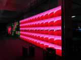Parede do vídeo do diodo emissor de luz dos eventos P3 P4 P5 P6 P8 do fundo de estágio