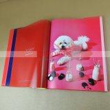 Impression réelle de livre de photographie de livre À couverture dure d'impression de livre de couleur