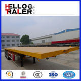 La Cina 40FT Flat Bed Trailer da vendere In Africa