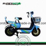 中断電気オートバイが付いている鋼鉄