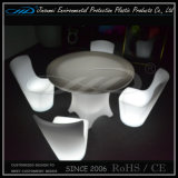 Мебель вращательной прессформы пластичная СИД с загоранным освещением