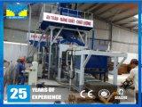 Laag investeer het Semi Automatische Blok die van de Koppeling van het Cement Machine maken