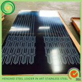 Low Price WholesaleのAISI 304 Escalators Door Cladding Decorative Stainless Steel Sheet Elevator Parts