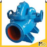 Pompe à eau portative efficace diesel de double aspiration