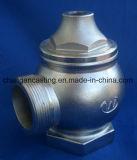 Proceso del vidrio de agua de la pieza de acero fundido de aleación de la alta precisión para la agricultura