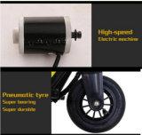 Patinador elegante de Patinete Electrico del patinador del plegamiento del cabrito de Smartek con la E-Bici eléctrica ligera de Segboard Gyropode de la vespa del patinador del LED para el patín S-020-8 del cabrito