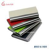 Sostenedor de la tarjeta de crédito de cuero promocional