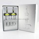 高い発電の自動照明40W 4800lm R3クリー族LEDのヘッドライトキットH11 H7 9005 9006 6000k