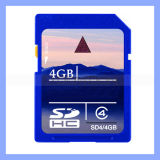Daten Storage Write und Reader 20m/S Limit Speed 4GB Sd Memory Card