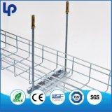 HDG/Steelによって電流を通される金網のケーブル・トレー