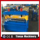 Machines de fabrication de plaque glacées pour couvrir le laminoir de feuilles