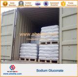 Gluconate extérieur de sodium d'agent réducteur de l'eau de produit d'épuration