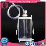 brust-Entwässerung-Flasche Belüftung-1600ml/2000ml medizinische Wegwerf