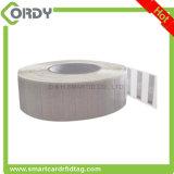 18000-6C contrassegno astuto di carta dell'autoadesivo RFID di GEN 2 di frequenza ultraelevata mpe
