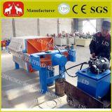 Máquina hidráulica de la prensa de filtro de aceite de coco de la Virgen