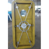 Bochi Customziedすべてアルミニウム水密ドア