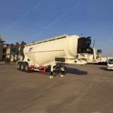 Kleber der Form-60m3 Bulker/Massenkleber-Tanker-halb LKW-Schlussteil