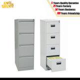 2015 Design novo Office Metal Furniture 4 Drawer Steel File Cabinet para Sale