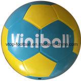 네온 색깔 고품질 고무 축구 선물