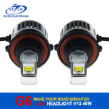 Diodo emissor de luz quente Headlight H13 Hi/Lo Bulbs 40W 4500lm de Sell