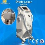 Verwijdering 808nm van het Haar van de Apparatuur van de salon Permanente de Laser van de Diode