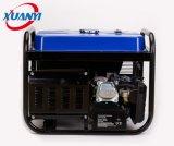 Único Recoil de refrigeração ar do cilindro 4-Stroke/gerador elétrico da gasolina do começo 3kw