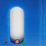 Rectángulo acanalado plástico PP plásticos del rectángulo estándar plegable pila de discos el rectángulo plegable