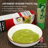 43G Wasabi Paste für japanische Sushi