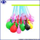 Wasser-Ballon mit Pumper, Festival-Dekoration spielt freie Großhandelsproben