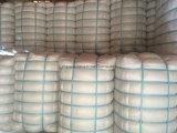 Semi fibra di graffetta di poliestere del sofà 15D*64mm Hcs/Hc dell'ammortizzatore del Virgin