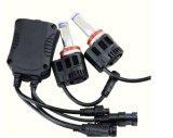 최고 밝은 55W 5200lm H4 P6 차 LED 헤드라이트