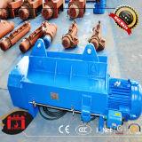 Grue électrique de câble métallique 15 tonnes