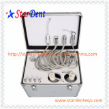 Unidad dental portable (sistema de control manual)