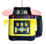 自動水平になる回転式レーザーのレベル(SRE-801RおよびSRE801G)