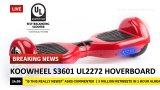 UL2272 Hoverboard/overzee Pakhuis, Duitsland, het Wiel van het Saldo USA/Smart