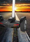 De zwarte Elektrische Autoped van het Saldo 10inch