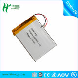 Pack batterie rechargeable de Li-ion élevé de Qualtity 3.7V 3600mAh