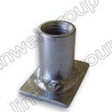 Socket de elevación del socket de la placa plana en los accesorios del concreto de prefabricación (Rd42X98)