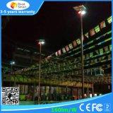 Solar-LED-Garten-Straßen-im Freienlicht mit Mikrowellen-Bewegungs-Fühler
