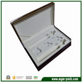 Подгонянная коробка вина коробки упаковки конструкции деревянная